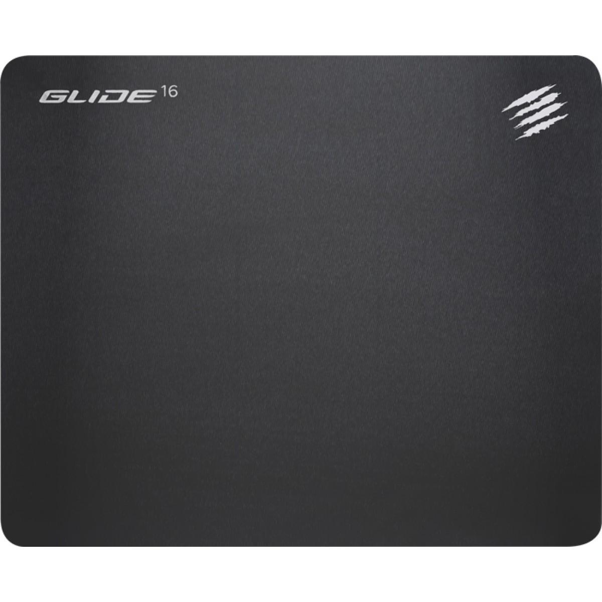 Mousepad Gamer Mad Catz Glide 16, Médio, Black, SGSNNS16BL01