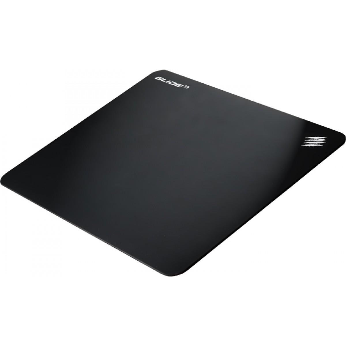 Mousepad Gamer Mad Catz Glide 19, Médio, Black, SGSSNS19BL01