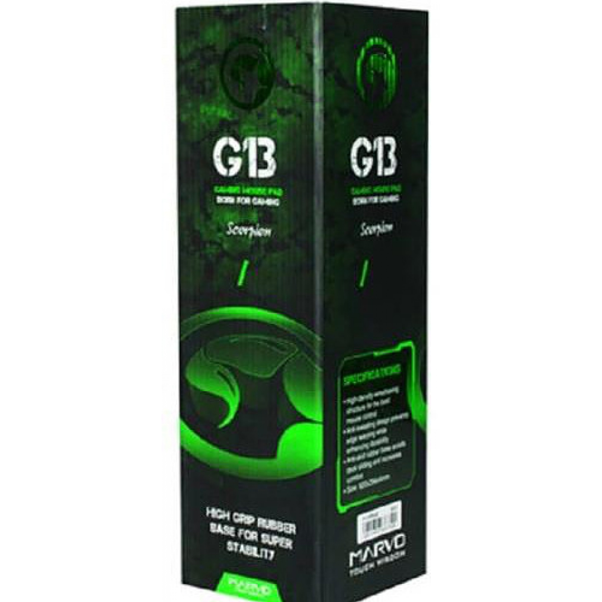 Mousepad Gamer Marvo Scorpion Extra Grande G13 GN