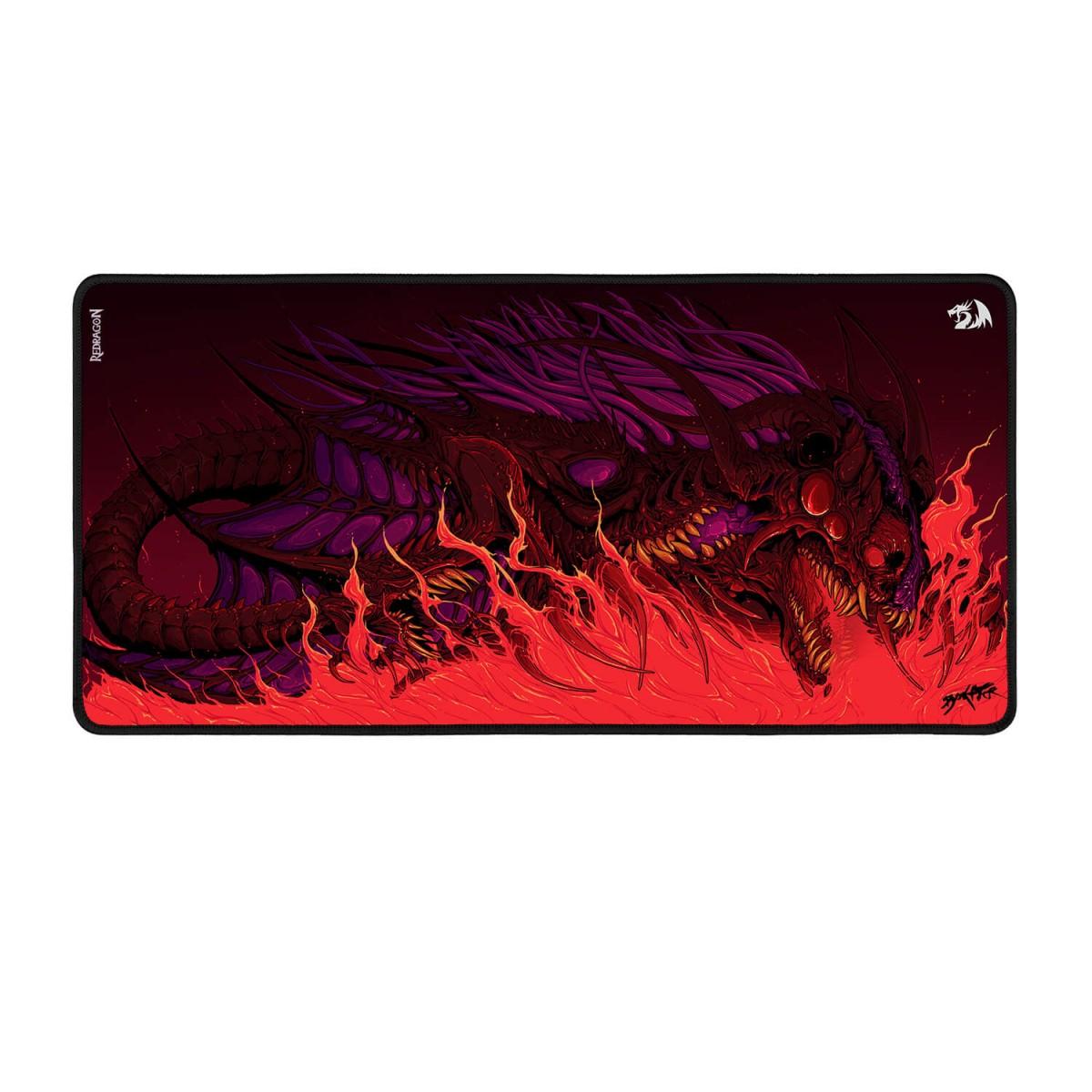 Mousepad Gamer ReDragon Infernal Dragon Seiryu, 880x420mm, ID006
