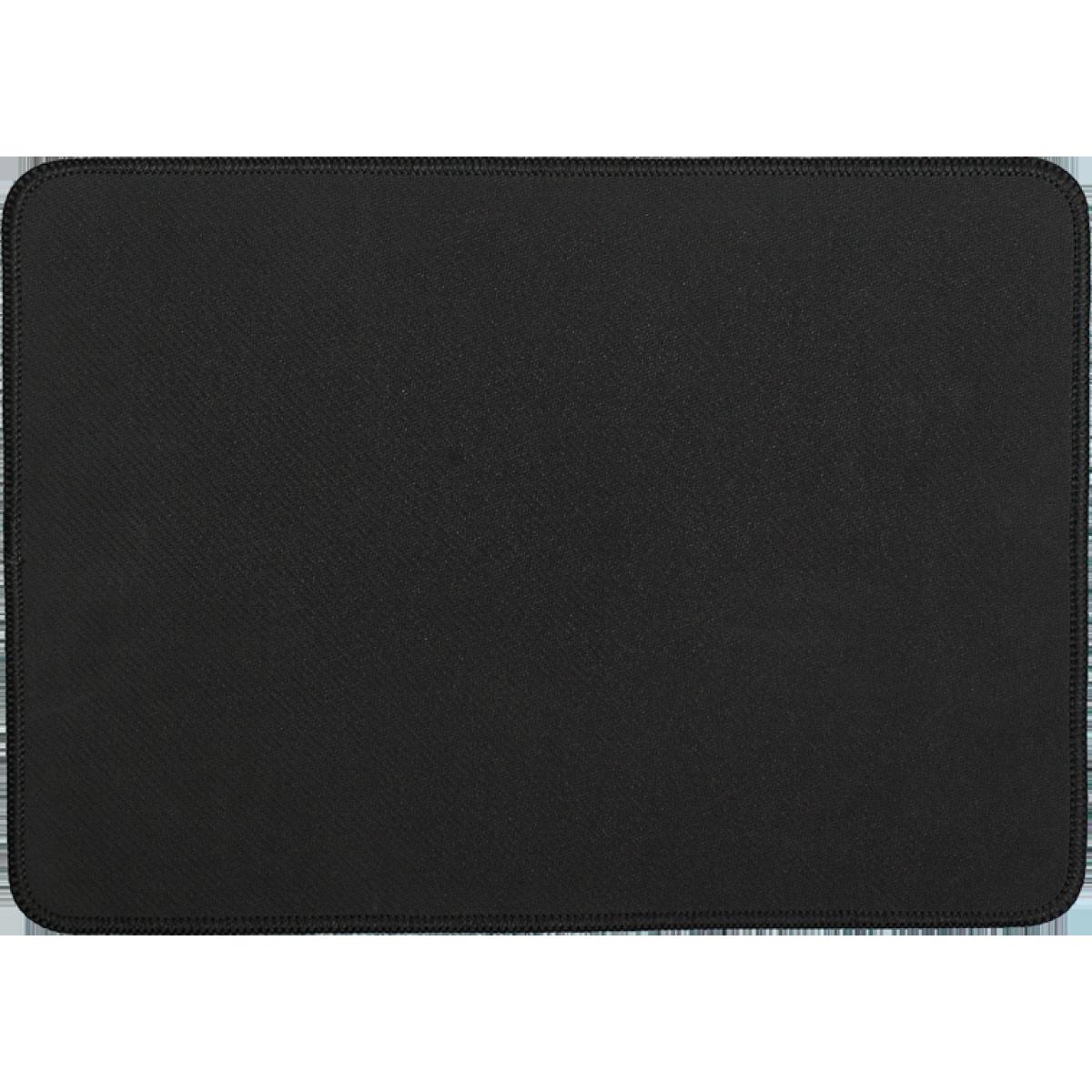 Mousepad Gamer Riotoro, Vyron Multi Bull, Grande, Black, MPAD-MB-S