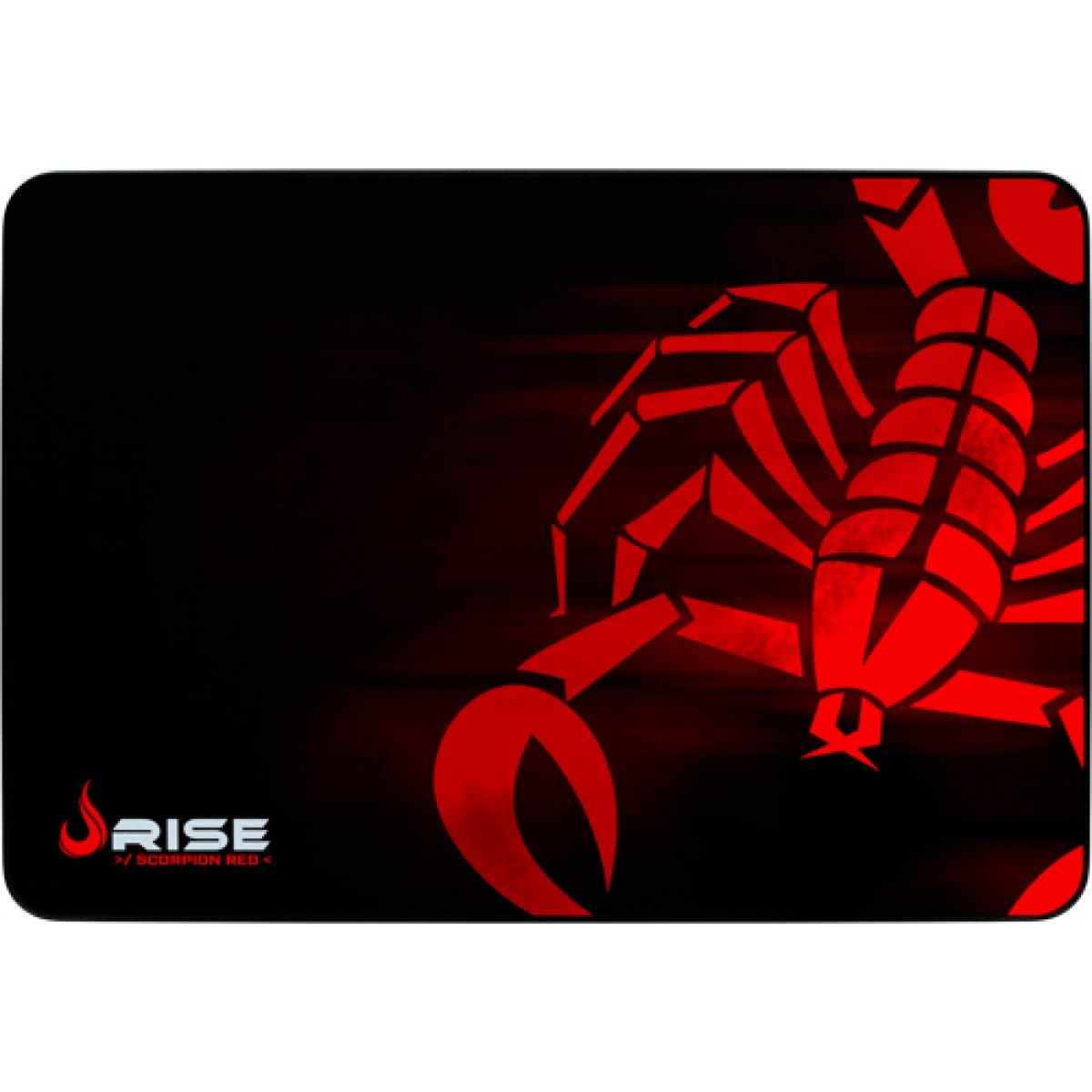 Mousepad Gamer Rise Mode Grande Scorpion Red RG-MP-05-SR