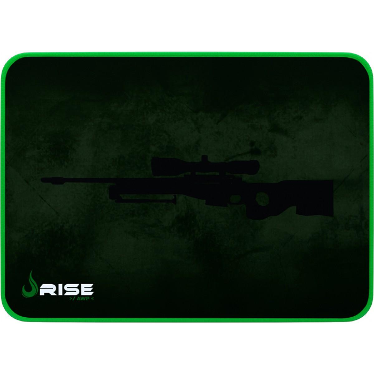 Mousepad Gamer Rise Mode Médio Sniper RG-MP-04-SG