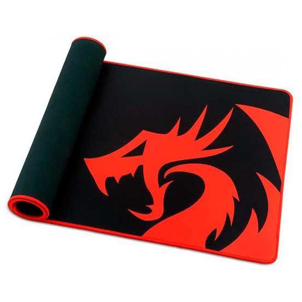 Mousepad Redragon Gamer Kunlun High Speed Large-sized P006A