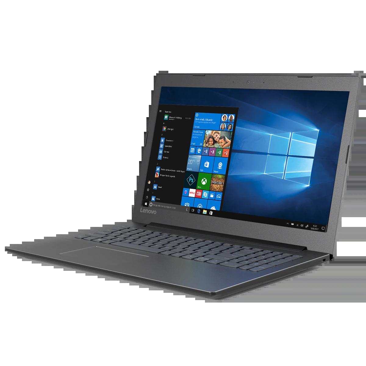 Notebook Lenovo B330 Intel Core i3 7020U, 4GB, 500GB, Windows 10 Home, 81G70004BR