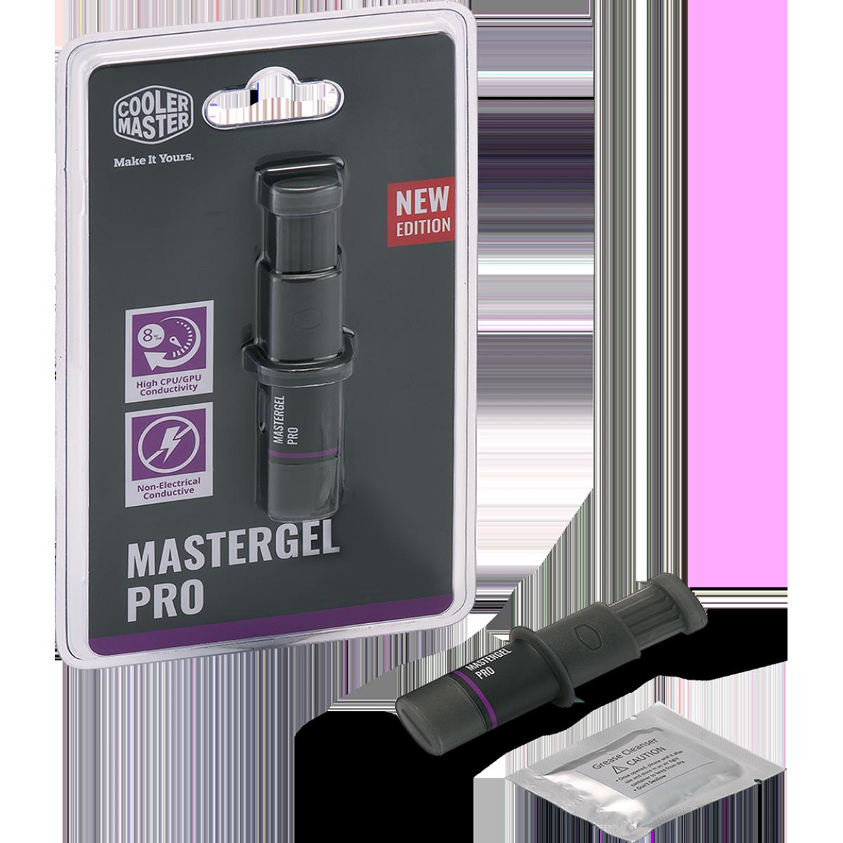 Pasta Térmica Cooler Master Mastergel Pro, MGY-ZOSG-N15M-R2