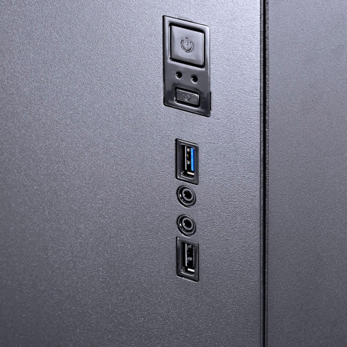 PC Gamer Skul T-MOBA 3000 i3 9100F / 8GB DDR4 / SSD 240GB / HD 1TB / GTX 750 Ti / FONTE 500W