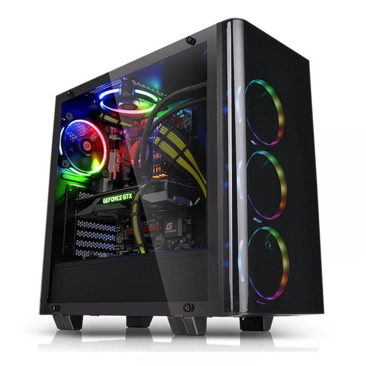 Pc Gamer Tera Edition Amd Ryzen 5 2600x / GeForce GTX 1660 Super 6GB / DDR4 8Gb / HD 1TB
