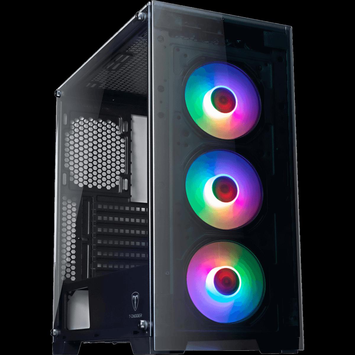 Pc Gamer Tera Edition Amd Ryzen 5 3500 / Radeon Rx 580 / DDR4 8GB / HD 1TB / 600W