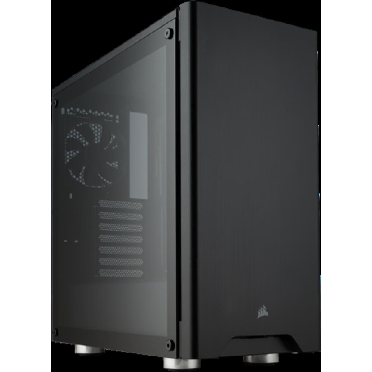 Pc Gamer Tera Edition Intel I7 9700KF 3.60GHz / GeForce RTX 2080 8Gb / DDR4 8Gb / Hd 1Ttb / 600W