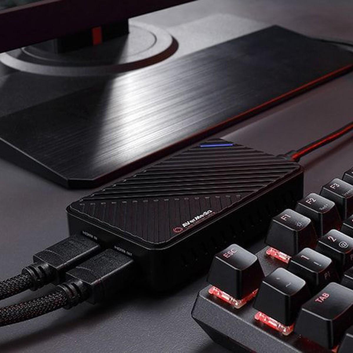 Placa de Captura Avermedia 4K Live Gamer Ultra, Interface USB 3.1, GC553