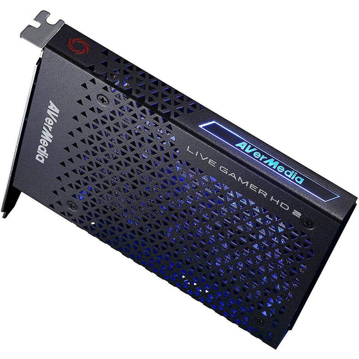 Placa de Captura Avermedia Live Gamer HD 2 PCI-E GC570