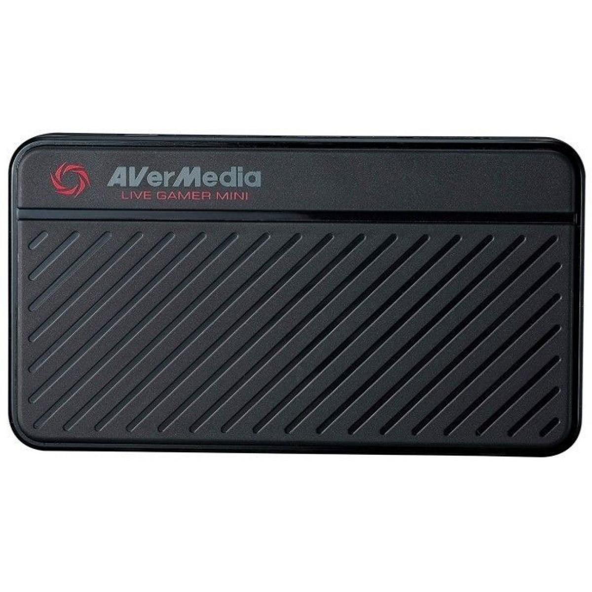 Placa de Captura Avermedia Live Gamer Mini, Interface USB 2.0, GC311