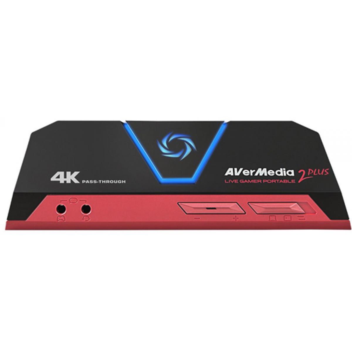 Placa de Captura Avermedia Live Gamer Portable 2 GC513 USB 2.0