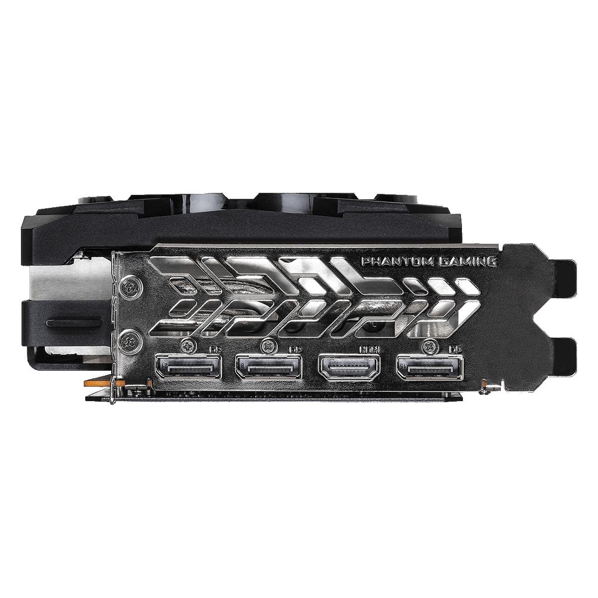 Placa de Vïdeo ASRock Radeon RX 6700 XT Phantom Gaming D OC, 12GB, GDDR6, FSR, Ray Tracing, 90-GA2EZZ-00UANF