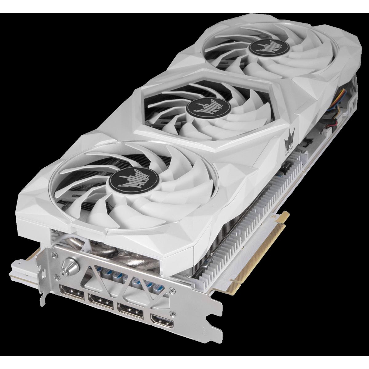 Placa de Video Galax GeForce RTX 3090 HOF, 24GB, GDDR6X, 384bit, 39NXM5MD3BNO