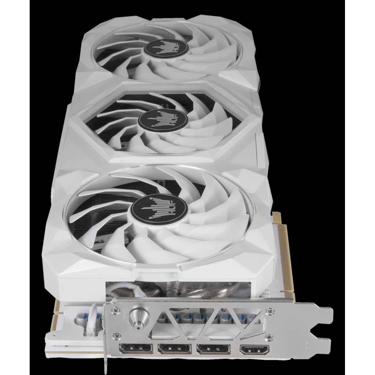 Placa de Video Galax GeForce RTX 3090 HOF Premium, 24GB, GDDR6X, 384bit, 39NXM5MD3BMG
