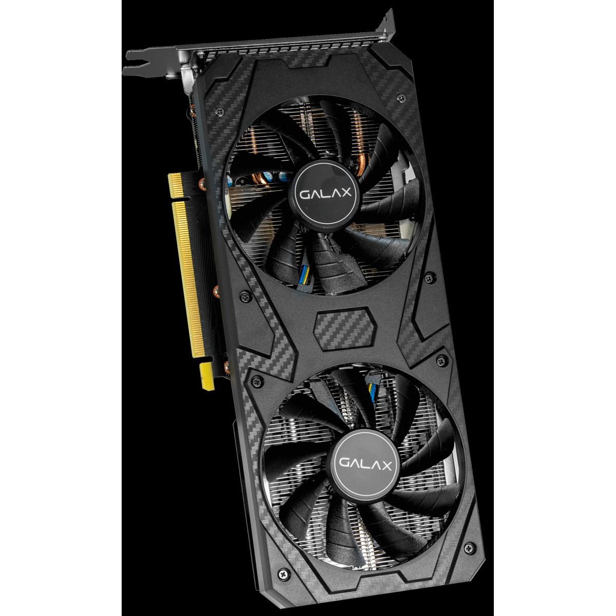 Placa de Video GALAX, GeForce RTX 3060 Ti (1-Click OC), 8GB, GDDR6, 256bit, 36ISL6MD1VDD