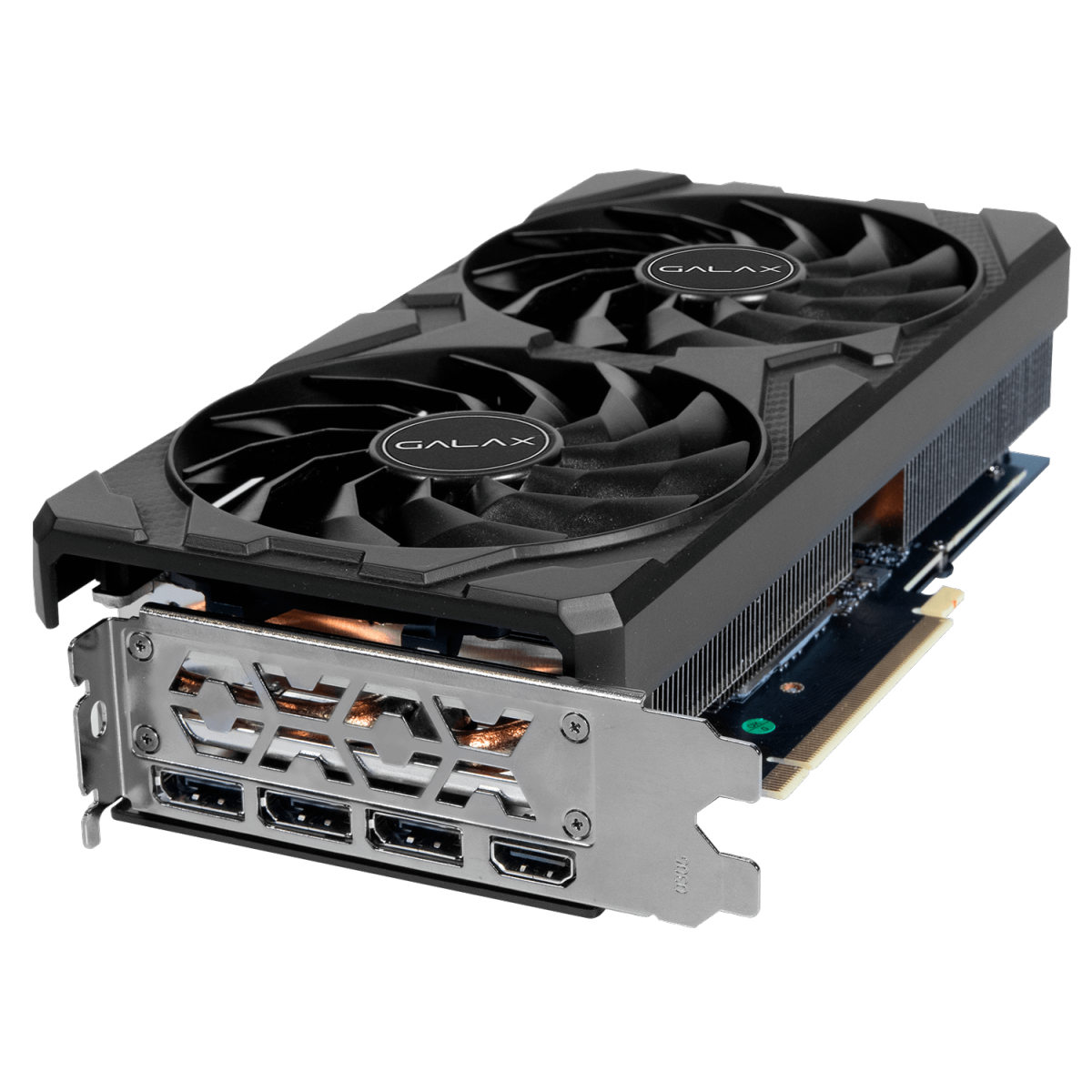 Placa de Vídeo Galax, GeForce RTX 3070 (1-Click OC), 8GB, GDDR6, 256bit, 37NSL6MD2KOC