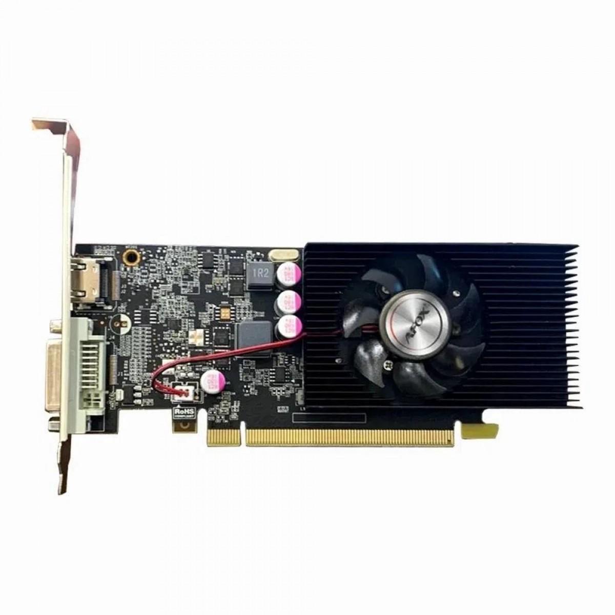 Placa de Vídeo Afox GeForce GT 1030, 2GB, GDDR5, 64bit, AF1030-2048D5L5