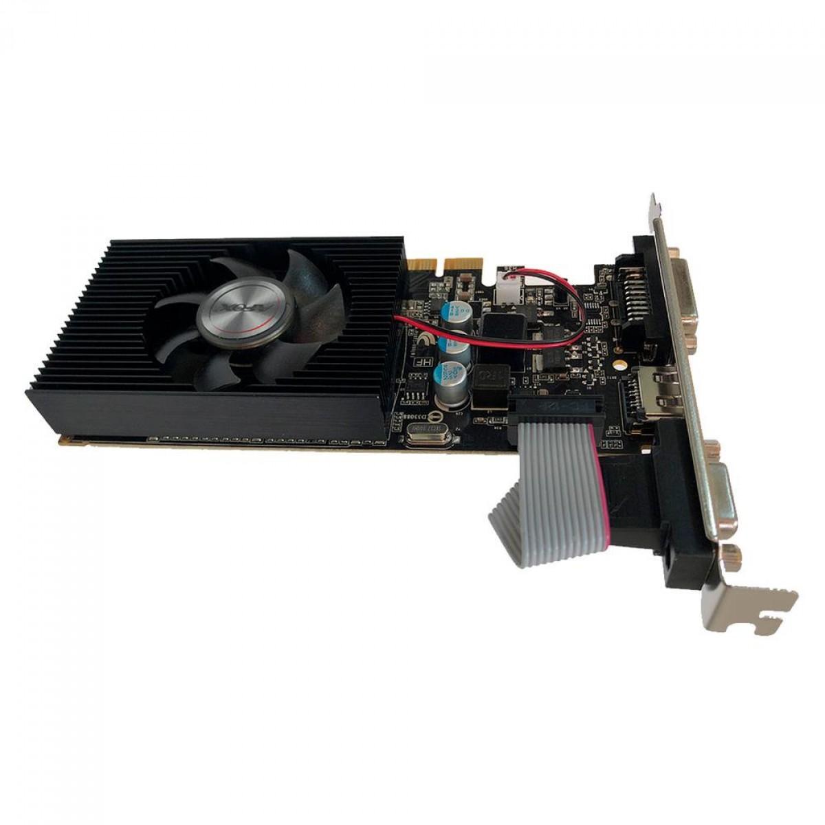 Placa de Vídeo AFox GeForce GT 420, 2GB, GDDR3, 128bit, AF420-2048D3L5