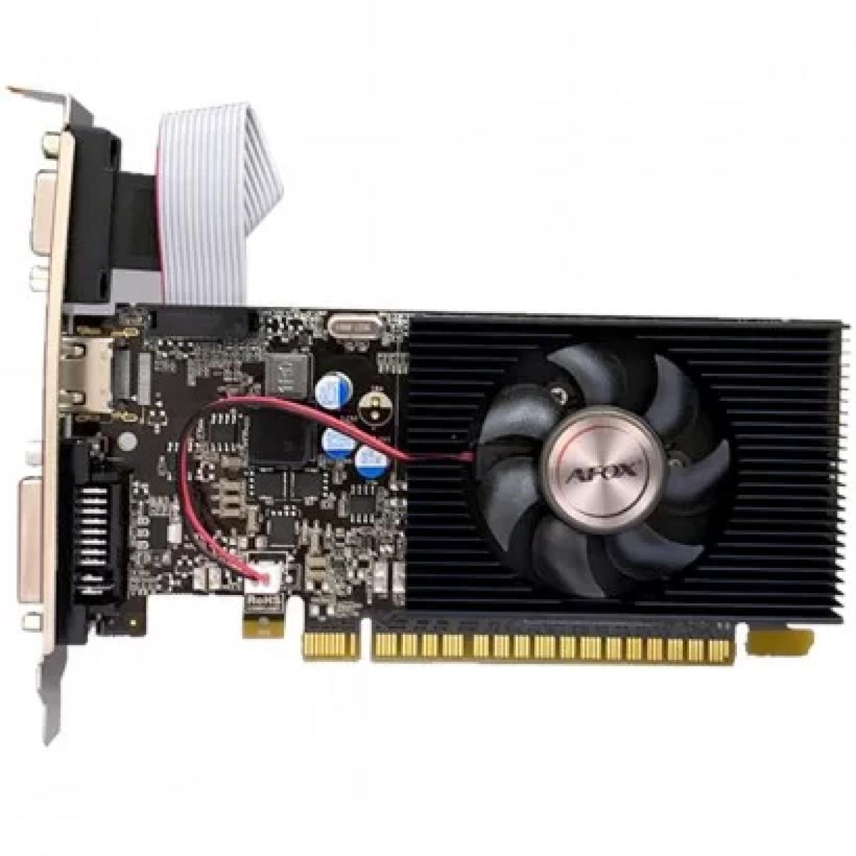 Placa de Vídeo Afox GeForce GT 740, 4GB, GDDR3, 128bit, AF740-4096D3L3