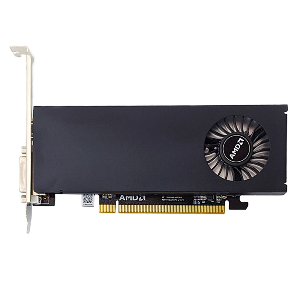 Placa de Vídeo AMD, Radeon, RX 550, 2GB, 64 Bit, AXRX 550 2GBD5-HLEV2