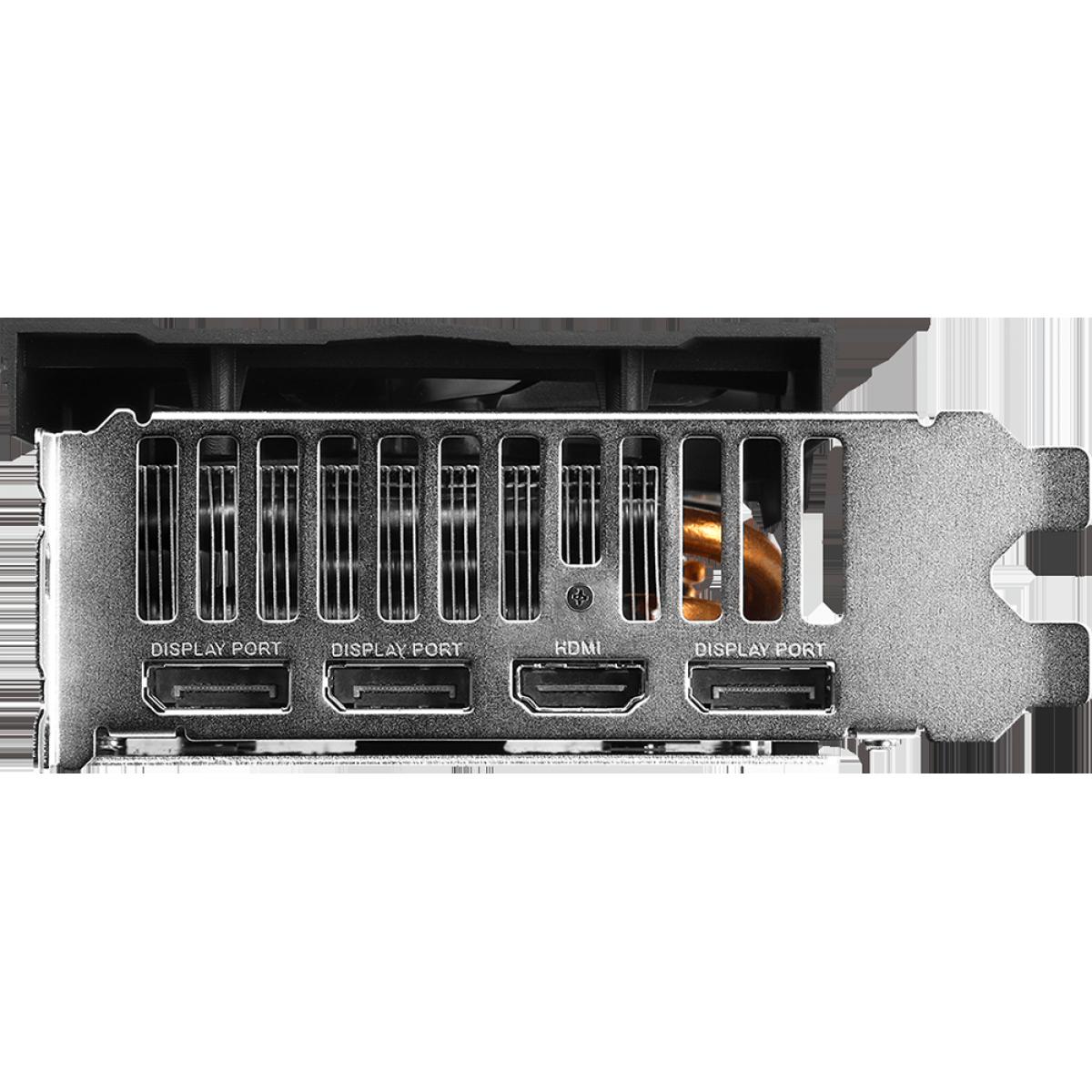 Placa de Vídeo ASRock, Radeon, RX 5600 XT Challenger D OC, 6GB, GDDR6, 1923Bit, 90-GA1XZZ-00UANF