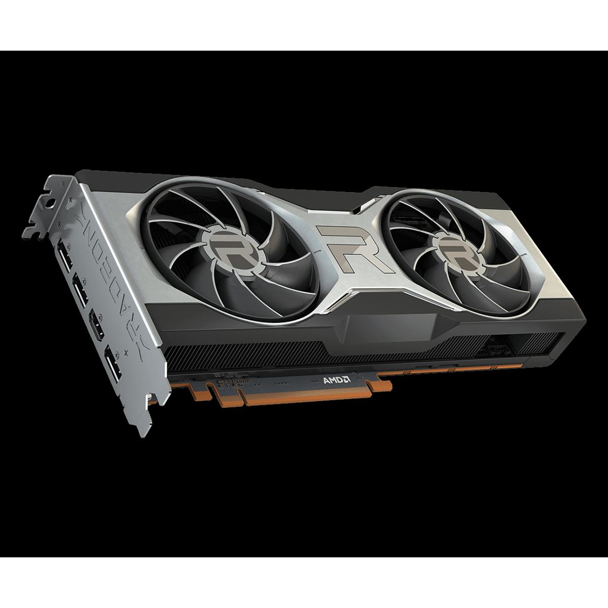 Placa de Vídeo ASRock Radeon RX 6700 XT, 12GB, GDDR6, 192bit, 90-GA2WZZ-00UANF