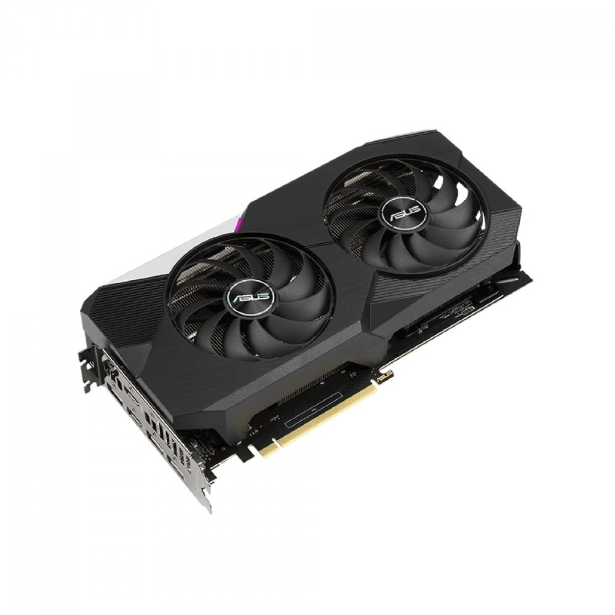 Placa de Vídeo Asus GeForce RTX 3070 DUAL, 8GB GDDR6, 256bit, DUAL-RTX3070-8G