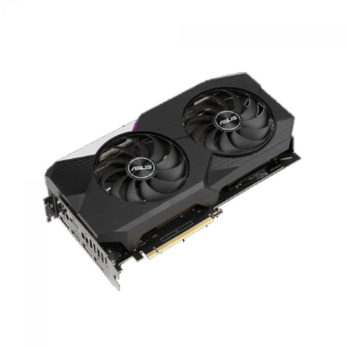 Placa de Vídeo Asus Geforce RTX 3070 DUAL OC, 8GB GDDR6, 256bit, DUAL-RTX3070-O8G