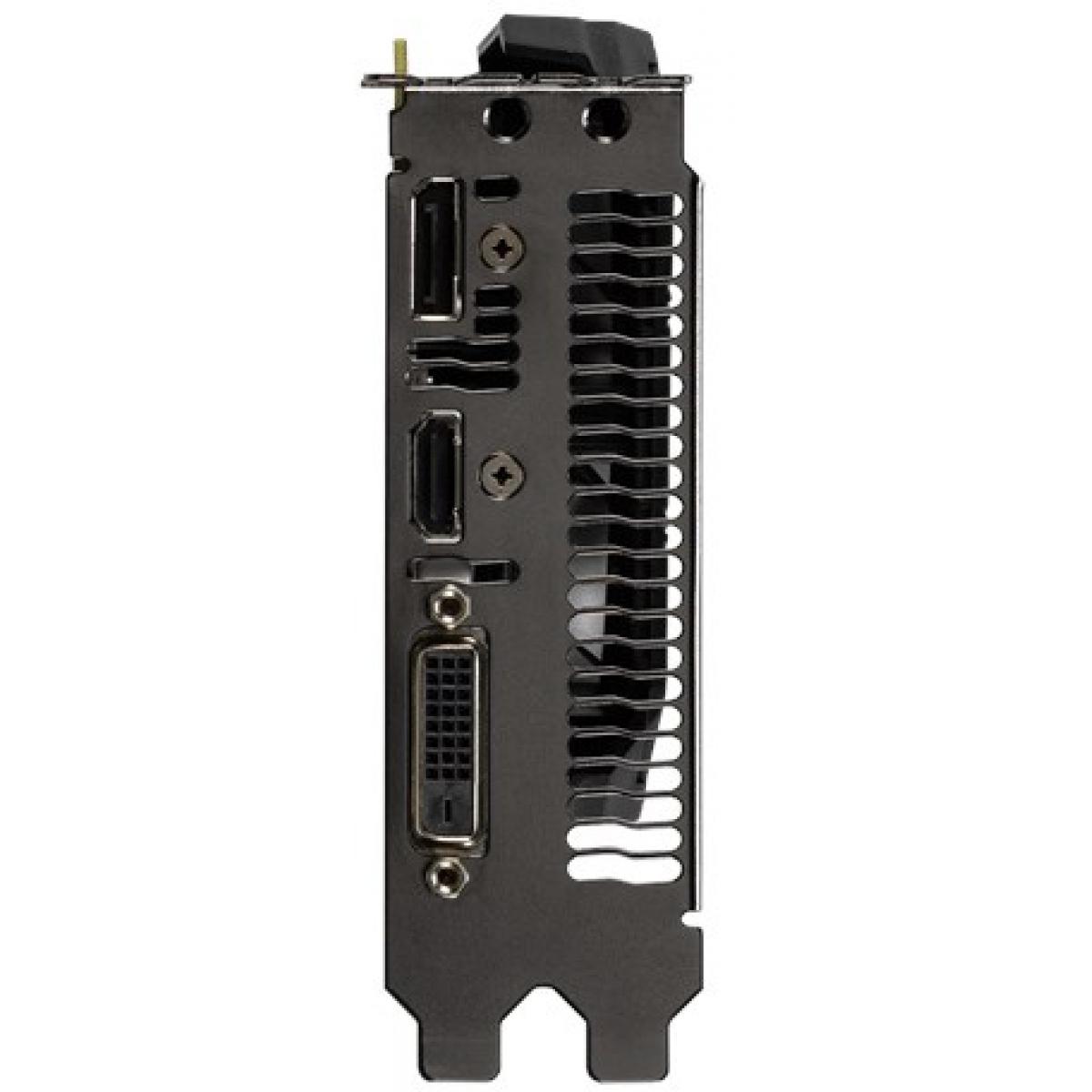 Placa de Vídeo Asus, GeForce, GTX 1650 Dual, 4GB, GDDR5, 128Bit, DUAL-GTX1650-O4G