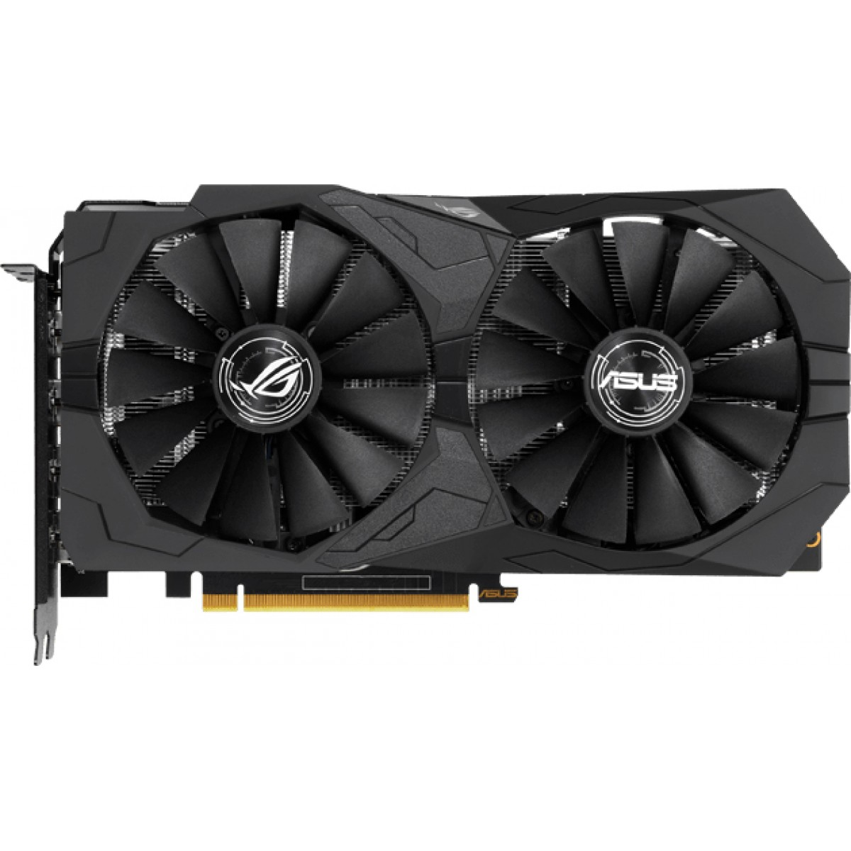 Placa de Vídeo Asus GeForce GTX 1650 Rog Strix Gaming, 4GB GDDR5, 128Bit, ROG-STRIX-GTX1650-4G-GAMING