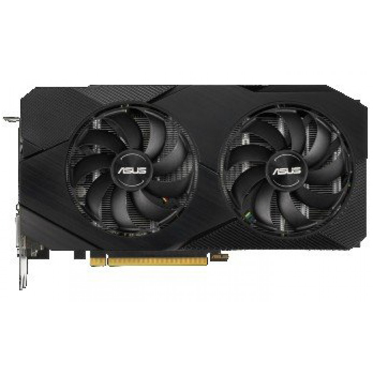 Placa de Vídeo Asus, GeForce, GTX 1660 Dual EVO, 6GB, GDDR5, 192Bit, DUAL-GTX1660-O6G-EVO