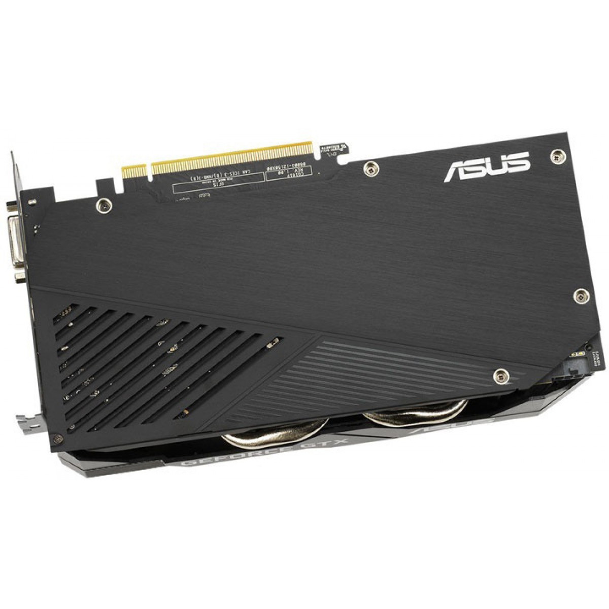 Placa de Vídeo Asus GeForce GTX 1660 Ti OC, 6GB GDDR6, 192Bits, DUAL-GTX1660TI-O6G-EVO