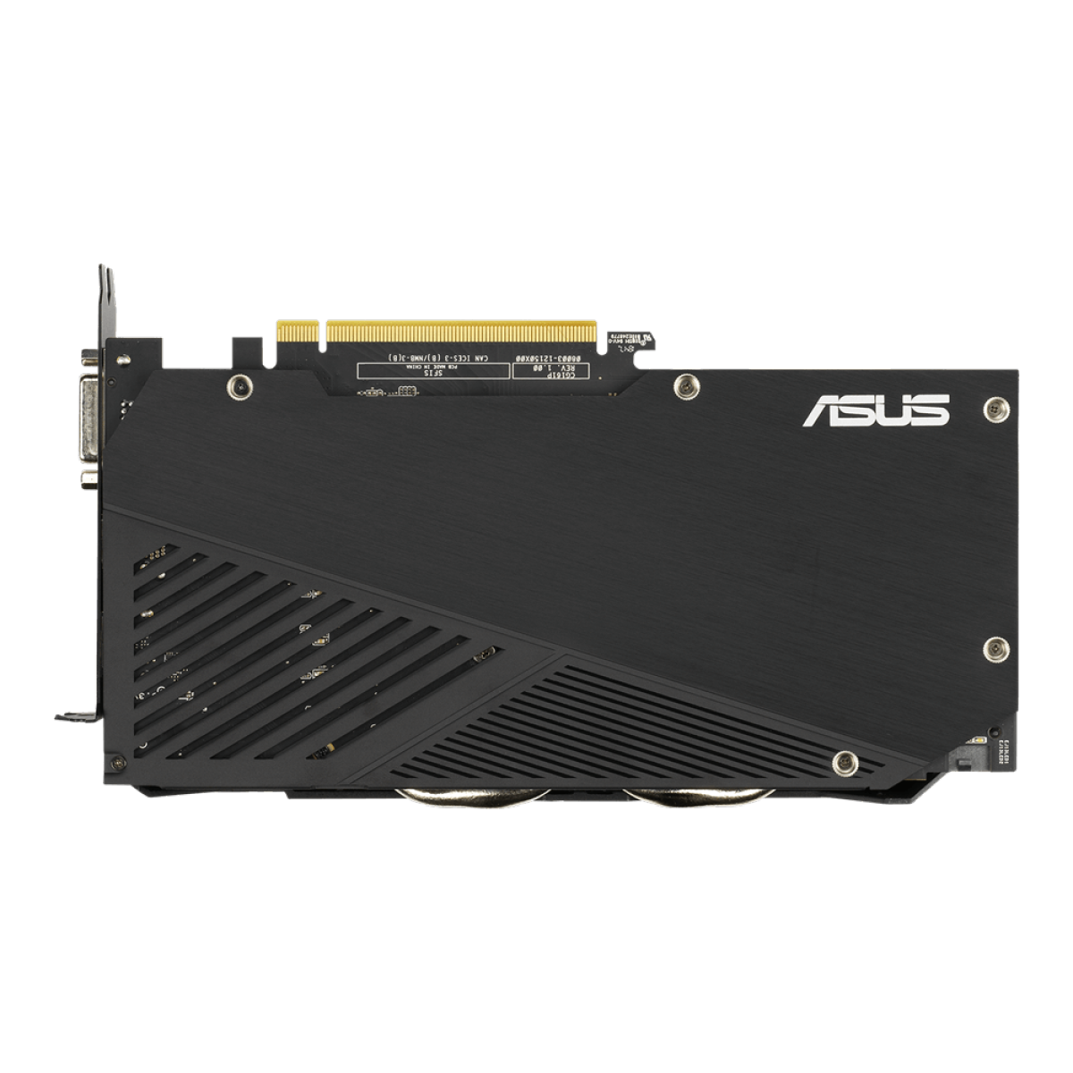Placa de Vídeo Asus GeForce RTX 2060 Advanced EVO Dual, 6GB, GDDR6, 192bit, DUAL-RTX2060-A6G-EVO