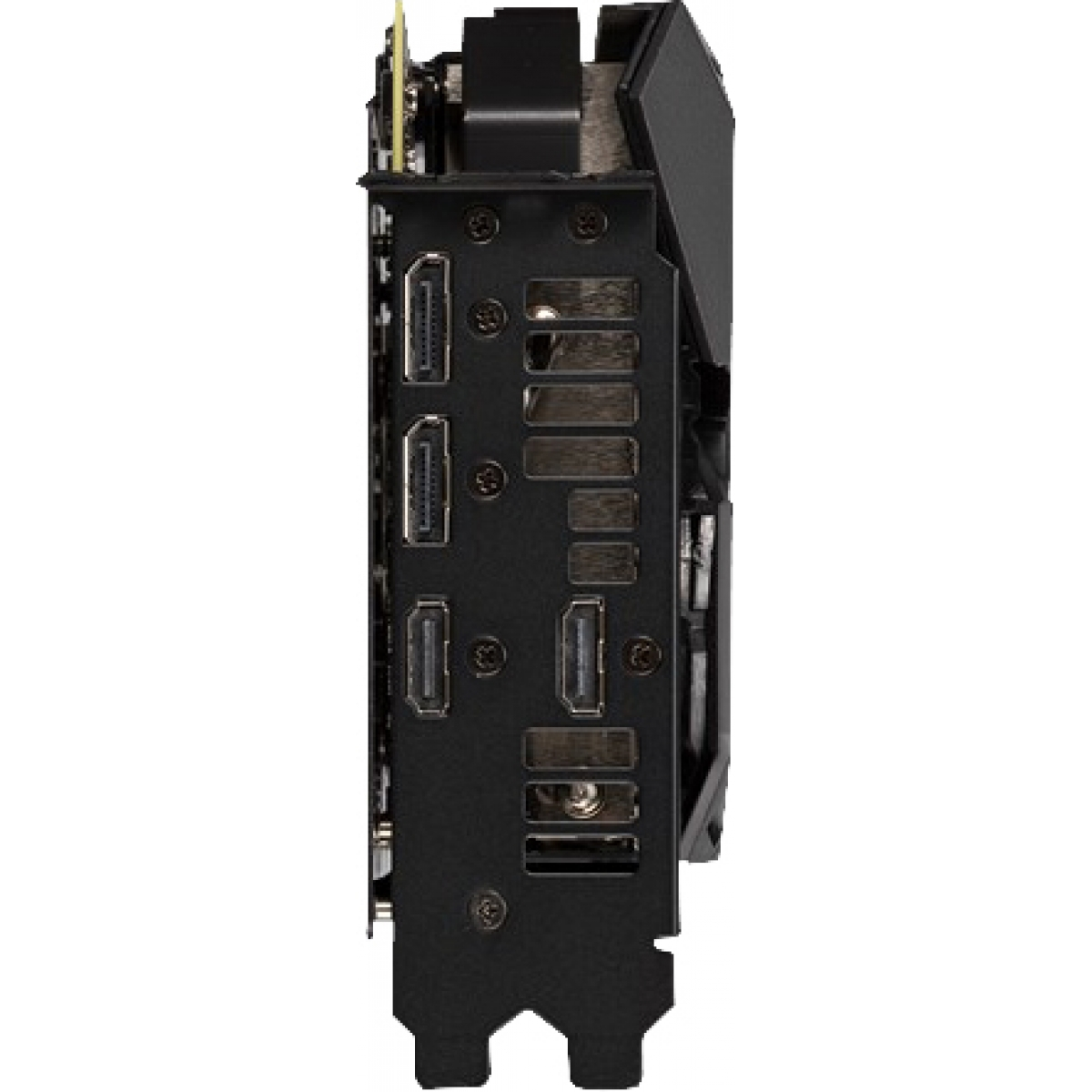 Placa de Vídeo Asus GeForce RTX 2060 Rog Strix Gaming Oc Edition, 6GB GDDR6, 192Bit, ROG-STRIX-RTX2060-O6G-GAMING