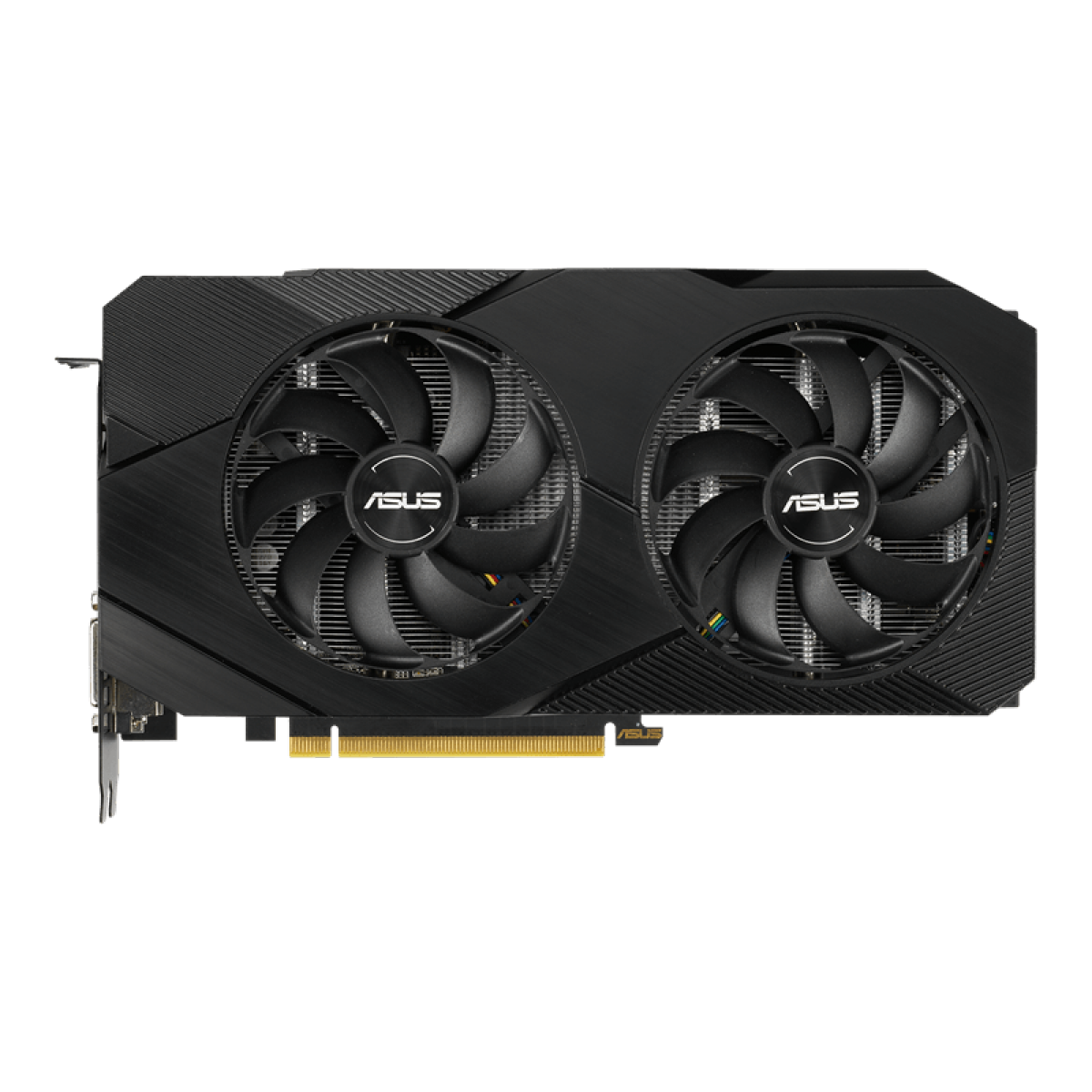Placa de Vídeo Asus GeForce RTX 2060 OC EVO Dual, 6GB, GDDR6, DLSS, Ray Tracing, DUAL-RTX2060-O6G-EVO