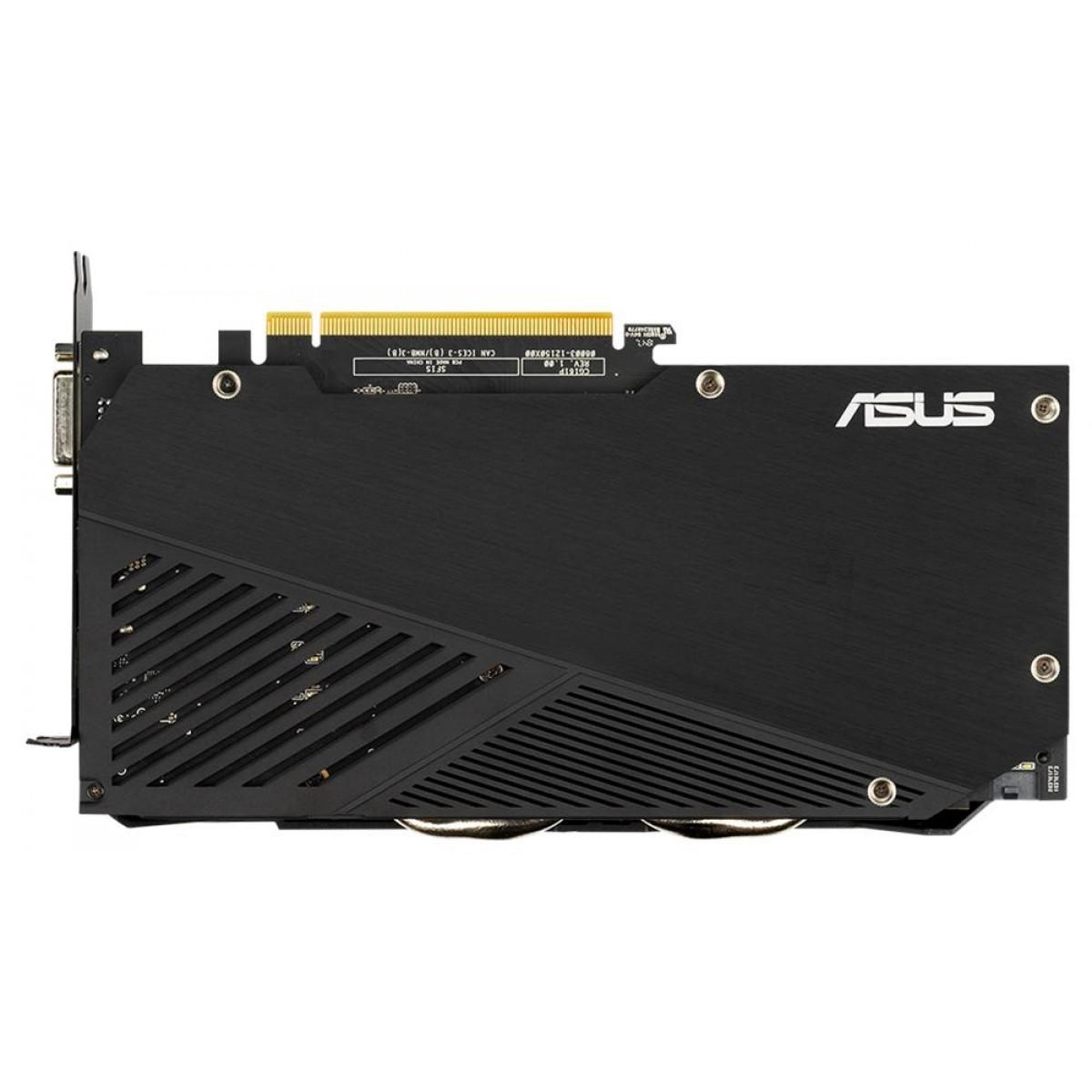 Placa de Vídeo Asus, GeForce, RTX 2060 Super Evo V2 Dual, 8GB, GDDR6, 256Bit, DUAL-RTX2060S-8G-EVO-V2