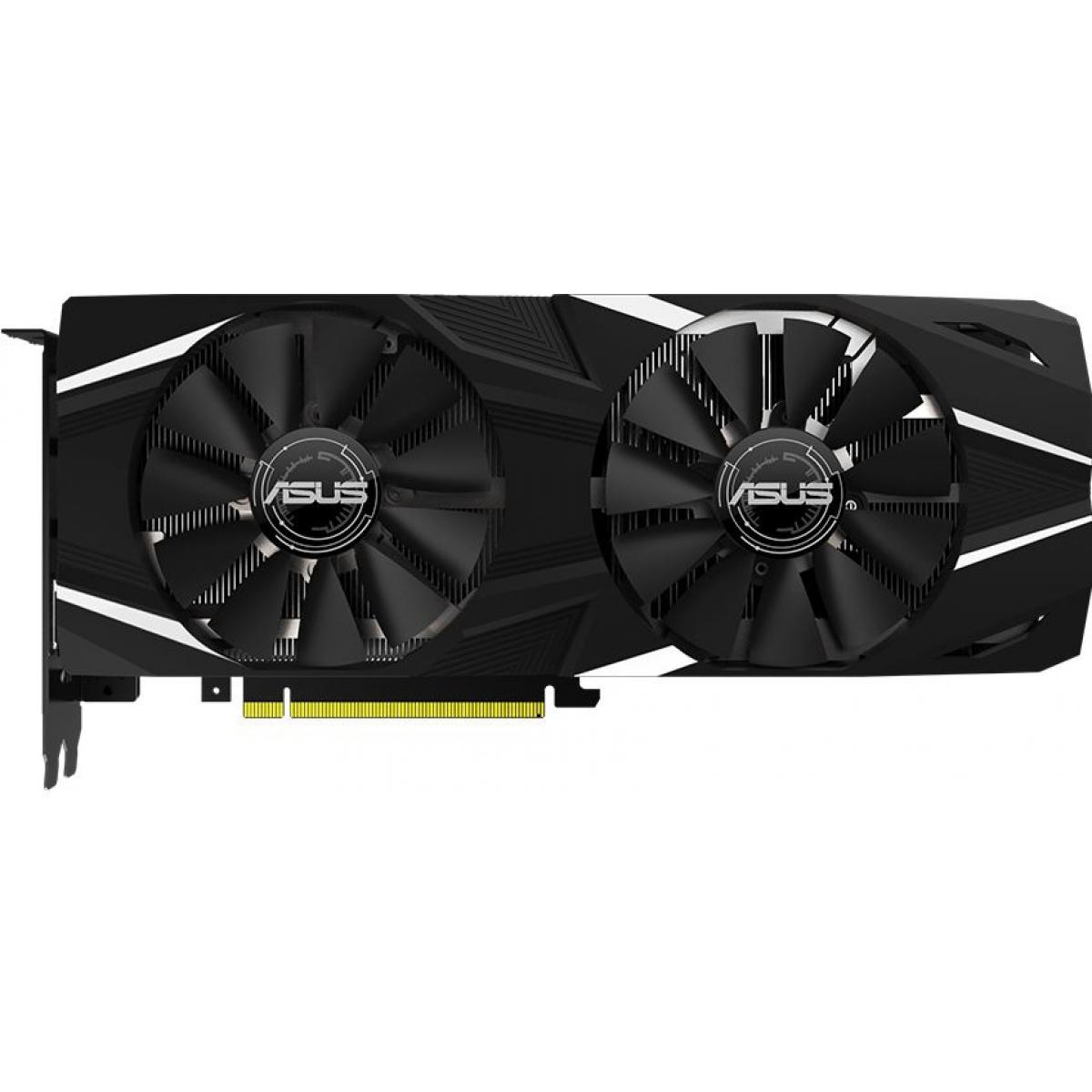Placa de Vídeo Asus Geforce RTX 2080 Dual OC, 8GB GDDR6, 256Bit, DUAL-RTX2080-O8G