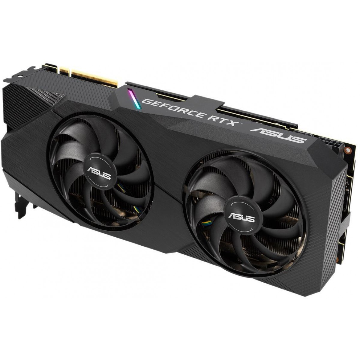 Placa de Vídeo Asus GeForce RTX 2080 Super Dual EVO, 8GB GDDR6, 256Bit, DUAL-RTX2080S-8G-EVO