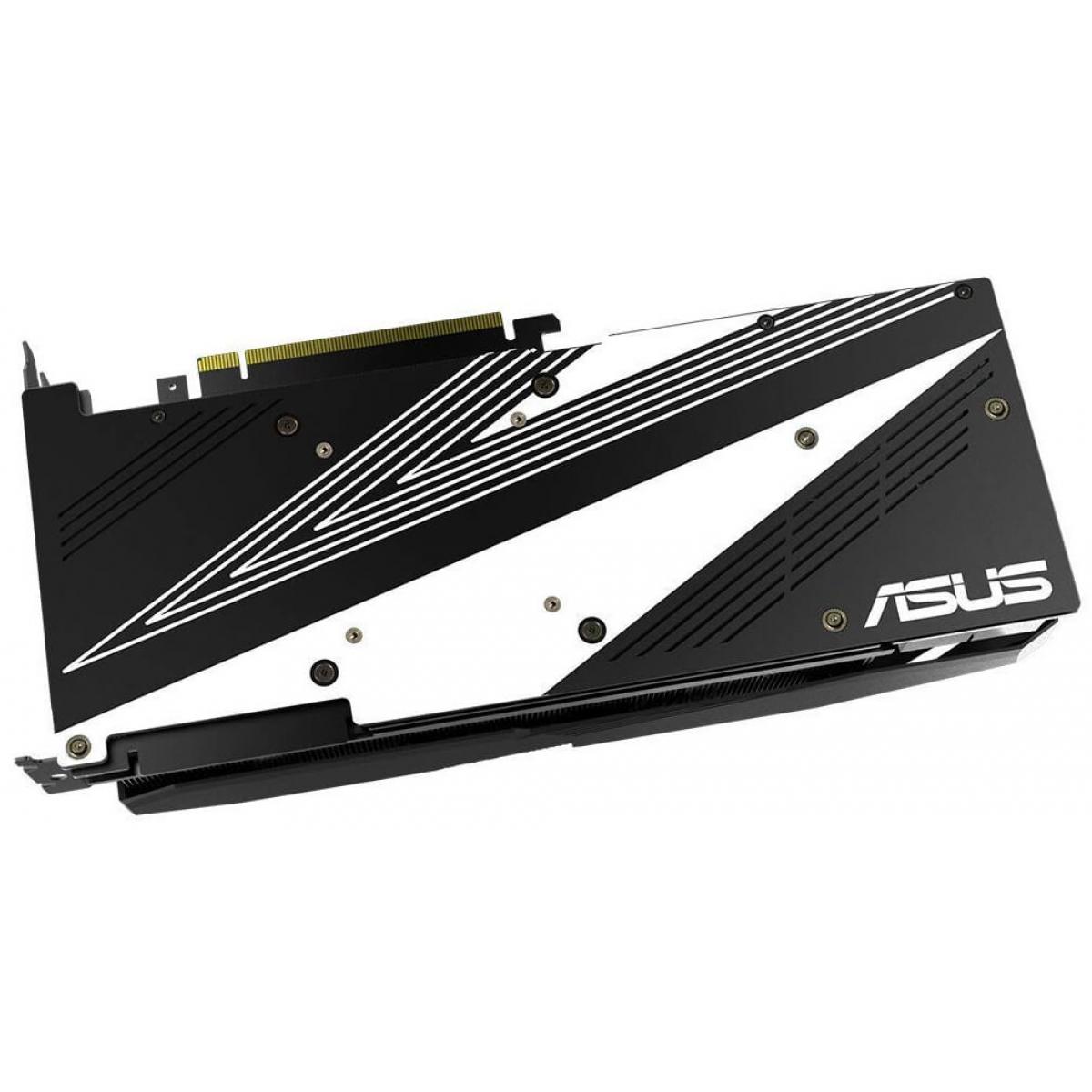 Placa de Vídeo Asus Geforce RTX 2080 Ti DUAL OC, 11GB GDDR6, 352Bit, DUAL-RTX2080TI-O11G