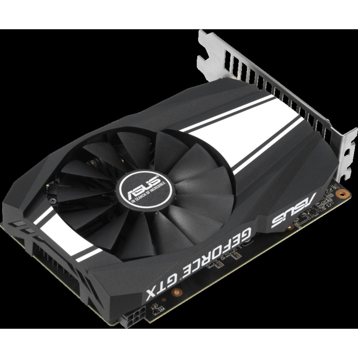 Placa de Vídeo Asus Phoenix GeForce GTX 1650 Super OC, 4GB GDDR6, 128Bit, PH-GTX1650S-O4G - Open Box