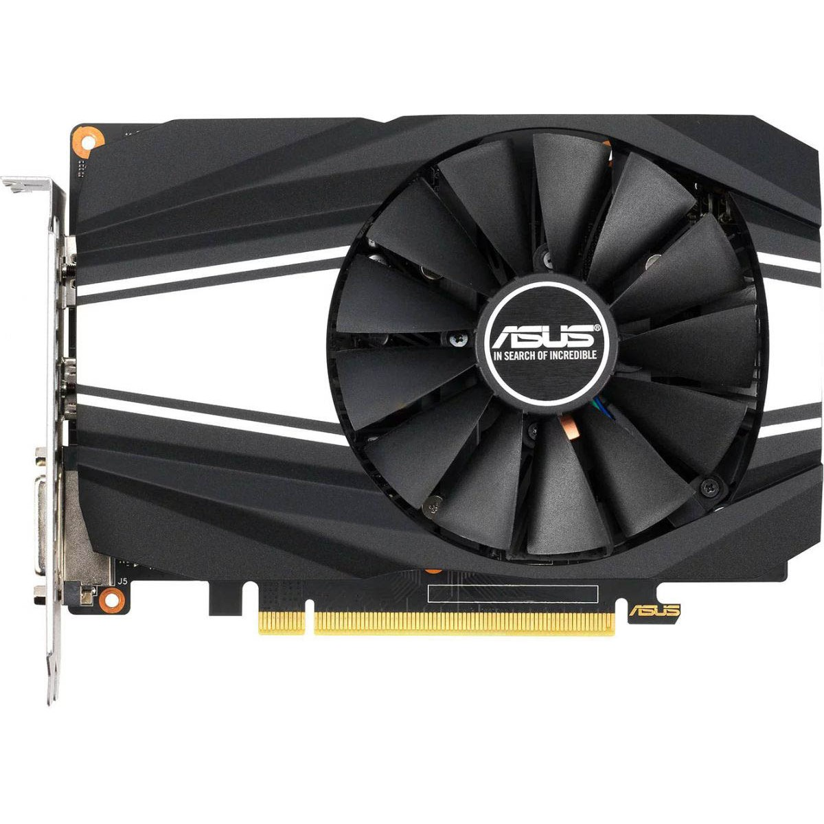 Placa de Vídeo Asus Phoenix GeForce GTX 1660 Super OC, 6GB GDDR6, 192Bit, PH-GTX1660S-O6G