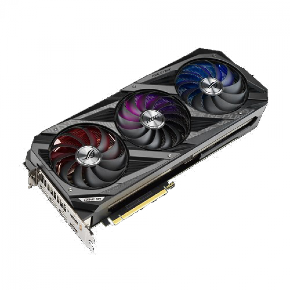 Placa de Vídeo Asus ROG Strix Geforce, RTX 3090, 24GB, GDDR6X, 384bit, ROG-STRIX-RTX3090-24G-GAMING