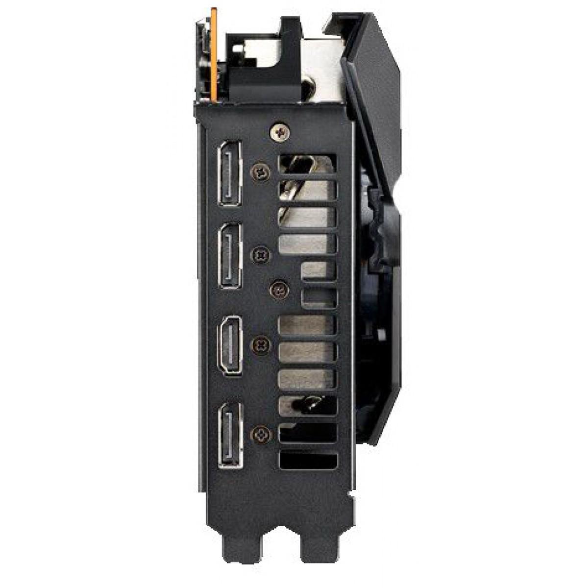 Placa de Vídeo Asus, Rog Strix Radeon, Navi RX 5700 OC, 8GB, GDDR6, 256Bit, ROG-STRIX-RX5700-O8G-GAMING