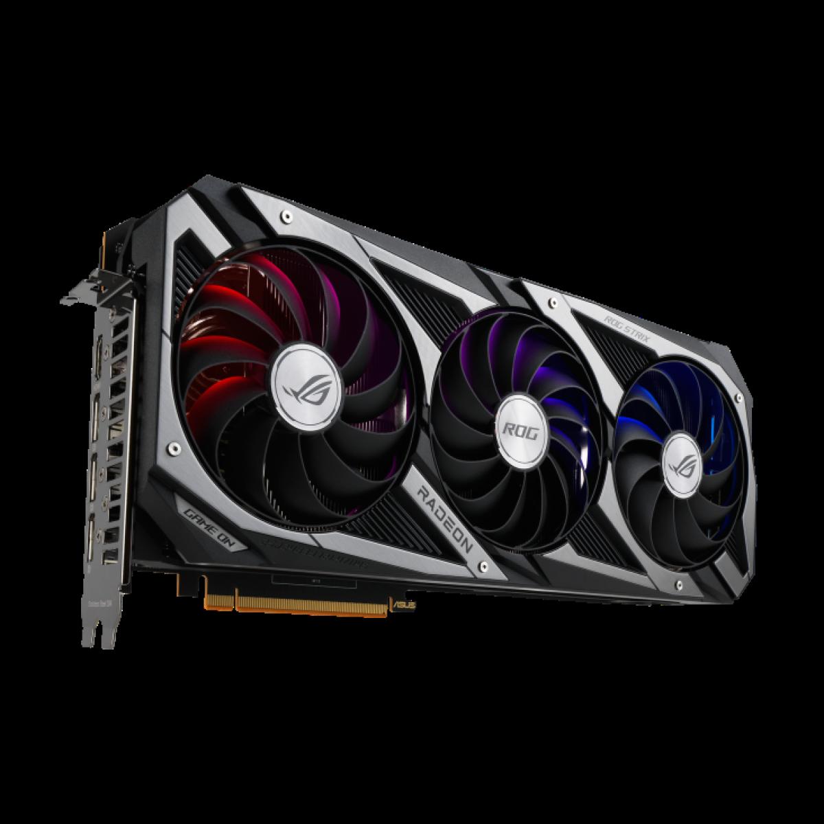 Placa de Vídeo ASUS ROG STRIX Radeon RX 6800, 16GB, GDDR6, 256bit, ROG-STRIX-RX6800-O16G-GAMING
