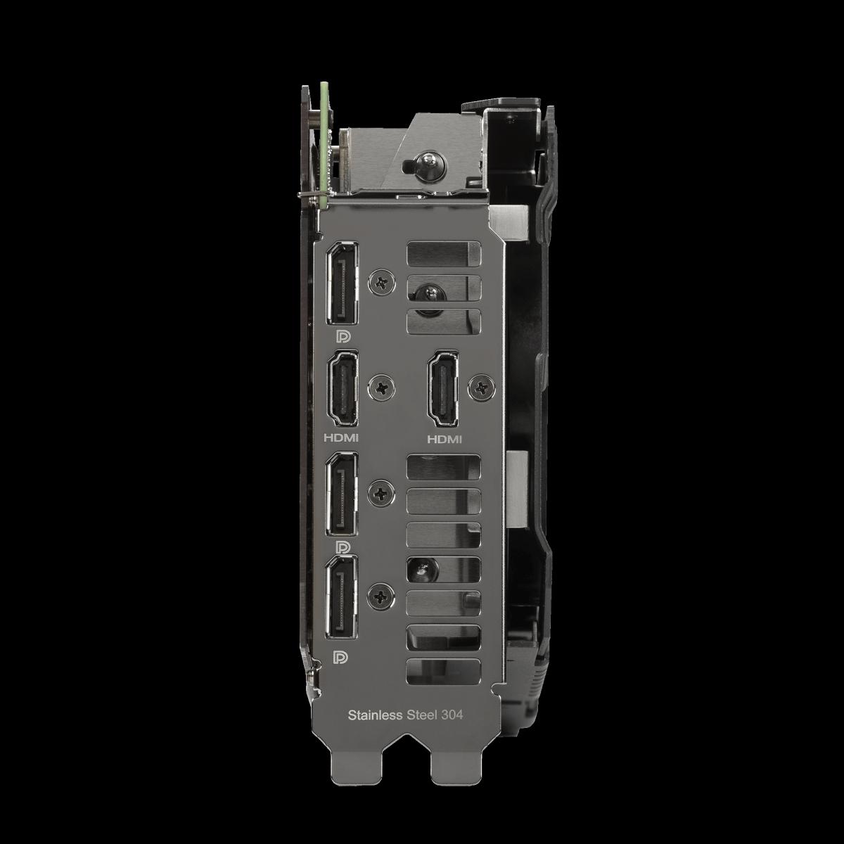 Placa de Vídeo Asus TUF Gaming GeForce RTX 3060 OC, 12GB, GDDR6, 192bit, LHR, 90YV0GC0-M0NA00