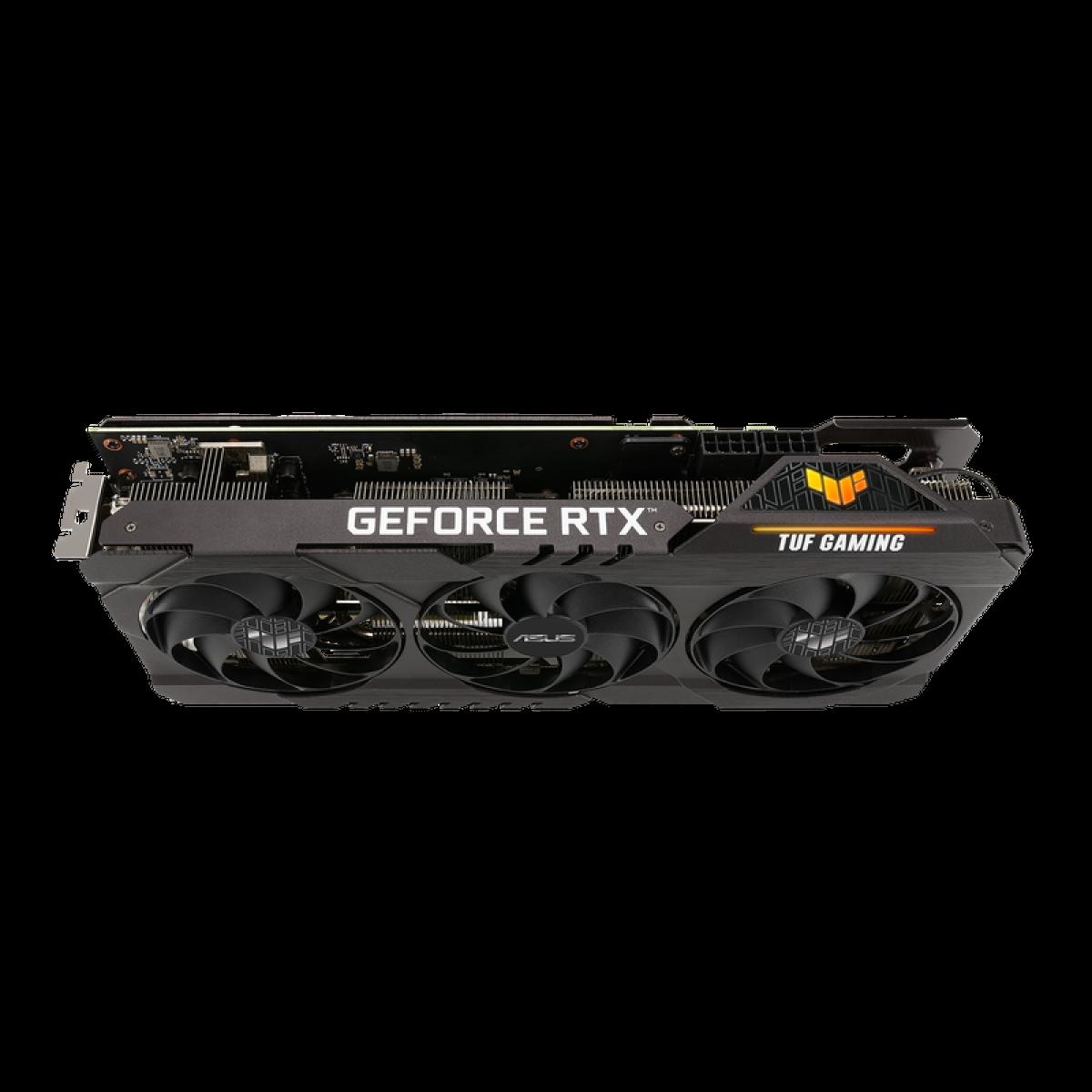 Placa de Vídeo Asus, TUF Gaming, Geforce RTX 3070 OC, 8GB, GDDR6, 256bit, TUF-RTX3070-O8G-GAMING