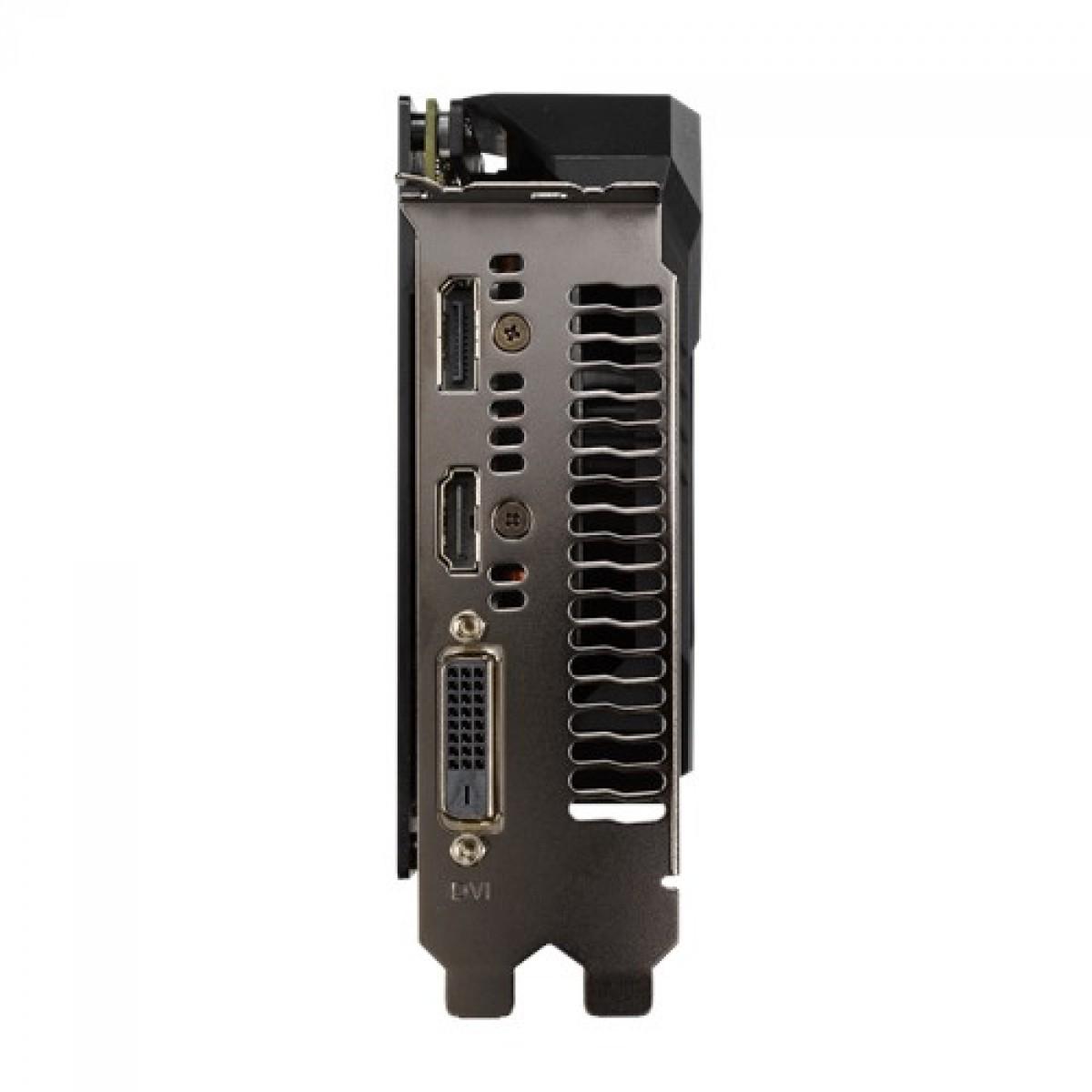 Placa de Vídeo ASUS TUF Gaming NVIDIA GeForce GTX 1660 SUPER, 6GB GDDR6, 192Bit, 90YV0DT2-M0NA00
